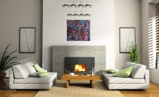How to Choose Artwork for Different Rooms in Your Home