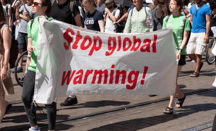 Stop Global Warming: 3 Simple Ways You Can Help Save The Environment