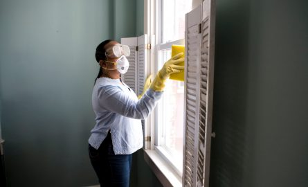 How to Deep Clean Your New Home Before Moving in a Pandemic